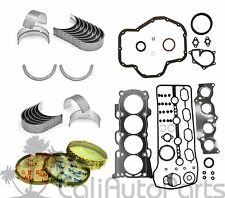FITS: 04-15 SCION xB TC 2AZFE DOHC 16V 2.4L ENGINE RE-RING KIT *GRAPHITE GASKET*