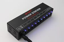 10 Isolated Output 12v 18v Guitar Effect Pedal Board Power Supply