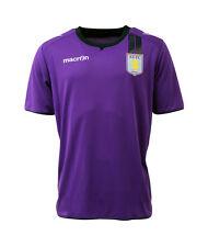 Aston Villa 2013/14 Mens Football Top Training T Shirt BNWT  (XXL) - PURPLE