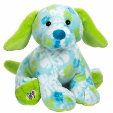Webkinz TROPICAL ISLAND PUPPY HM600 NEW With  Sealed Code
