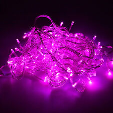 10M/20M 100LED/200LED Christmas Garden In/Outdoor Fairy String Lights Xmas Tree