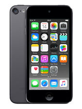 "Apple MKHL 2bt/a iPod Touch 64gb 6th GENERAZIONE SPACE GREY 4"" RETINA DISPLAY iOS 8 NUOVO"