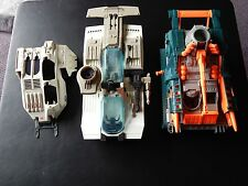 GI JOE RAH AVALANCHE BRAWLER WOLF VEHICLE LOT