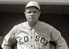 BABE RUTH 8X10 GLOSSY PHOTO PICTURE IMAGE #2