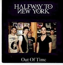 (CE663) Halfway to New York, Out of Time - DJ CD