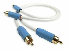 Chord C-Line Analogue Interconect RCA to RCA 1m (Pair)