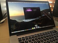 "Macbook Pro 15"" Retina - Music / Film Editors / Designers Dream Machine!"