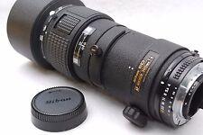 Nikon AF Nikkor ED 300mm f4 IF Telephoto Lens  from Japan #k28