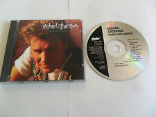 MICHAEL ANDERSON - Saints & Sinners (CD 1993) ROCK /UK Pressing