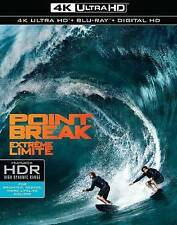 Point Break (DVD 2016) Surfing Extreme Wingsuit Flying X-games Snowboarding MINT
