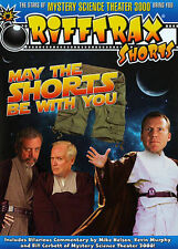 RiffTrax Shorts: May the Shorts Be with You (DVD, 2014)