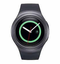 Samsung Galaxy Gear S2 SM-R720 Smartwatch - Dark Gray