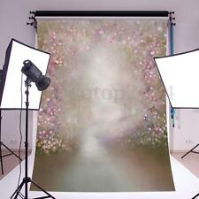 5x7ft Wedding Photography Backdrop Studio Photo Background Illusory Cloth NEW