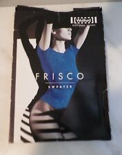 WOMEN'S WOLFORD FRISCO SWEATER STYLE 51257 WHITE NIP SIZE SMALL FLOWER DESIGN