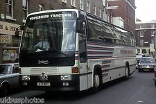 Yorkshire Traction No.71 Victoria Coach Station 1983 Bus Photo