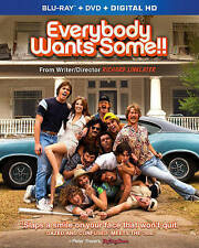 Everybody Wants Some Blu-ray + DVD Movie New Sealed Dazed and Confused Sequel