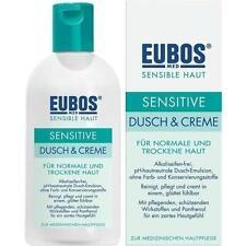 Eubos sensitive Dusch & Crema 200 ML