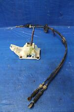 2002 02 ACURA RSX-S OEM FACTORY SHIFTER BOX & CABLES ASSEMBLY DC5 K20A2 #4123