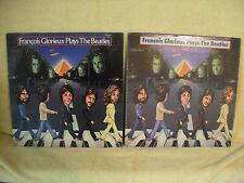 2 Records 1 Price, Francois Glorieux Plays The Beatles Vol. 1 and 2, Vanguard
