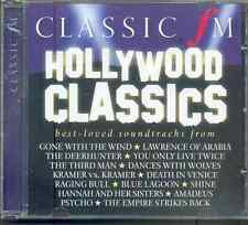 HOLLYWOOD CLASSICS: CLASSIC FM CD (2005) GONE WITH THE WIND, LAWRENCE OF ARABIA