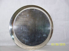 """Antique *Stieff * Sterling Silver """"Large"""" Serving Tray"""