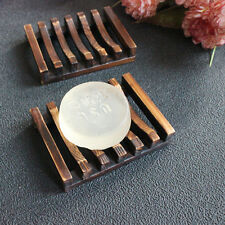 On-sale Bath Accessories Handmade Natural Wood Soap Dish Soap Holder Useful