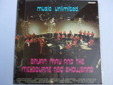 Brian May & The ABC Showband ‎– Music Unlimited LP, NM