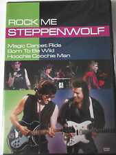 Steppenwolf - Rock me - John Kay - Born to be wild - Monster - Hey Lawdy Mama