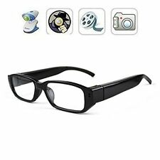 Occhiali Con Videocamera Microcamera Fotocamera 5mpx Incorporata 720p Hd hsb