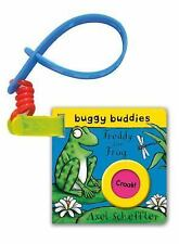 Buggy Buddies: Freddy the Frog (2015, Board Book, Illustrated)