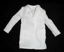 NEW Dr Lab Coat Ken Doll Clothes Doctor Scientist White Jacket Barbie Cullen MD