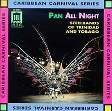 Pan All Night: Steel Band Music, New Music