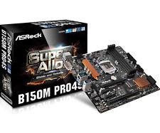 ASRock B150M Pro4S S1151 mATX Intel Motherboard Intel B150 S 1151 DDR4