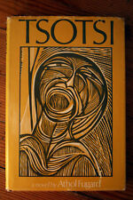 TSOTSI by Athol Fugard 1980 True 1st First Edition South Africa HC/DJ AD Donker