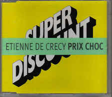 Etienne De Crecy-Prix Choc cd maxi single 6 tracks