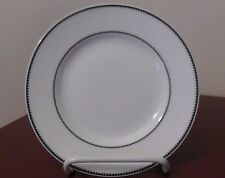 "WEDGWOOD VERA WANG BLANC ET NOIR BREAD AND BUTTER PLATE- 6""  0602AS"