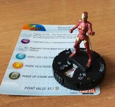 HeroClix The Invincible Iron Man #002  RESCUE   MARVEL