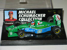 Jordan Ford 191- SPA Belgium Gp 1991 - M. Schumacher - F1 1/43 minichamps