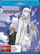 Jormungand Complete Series Collection (Eps 1-24) NEW B Region Blu Ray