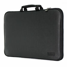 "Dell Precision M6800 17.3"" Laptop Case Sleeve Bag M-Foam Synthetic leather"