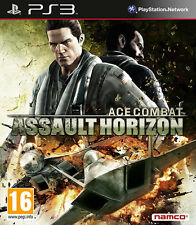 Ace Combat Assault Horizon ~ Ps3 (en Perfectas Condiciones)