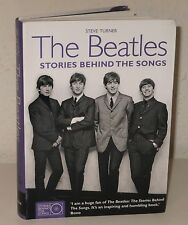 THE BEATLES Stories Behind the Songs UK 2010 Book by Steve Turner libro