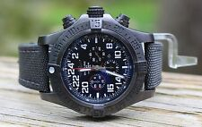 Breitling Super Avenger II Military M22330 Limited Edition RARE M2233010.BC91