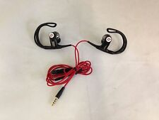 Beats by Dr. Dre PowerBeats Ear-Hook Headphones - Black GENUINE AUTHENTIC