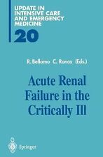 Acute Renal Failure in the Critically Ill (Update in Intensive Care an-ExLibrary