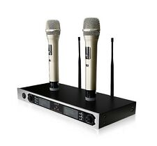 UHF Wireless Cordless Karaoke Microphone MIC System_for shure sm58 wireless
