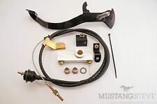 67 68 Mustang or Cougar Cable Clutch Kit WITH PEDAL