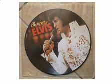 ELVIS PRESLEY * PICTURES OF ELVIS * PICTURE DISC LP AR30.001 COLLECTION FILLER