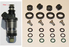 Honda Fuel Injector Service Seal Kit Keihin injectors - O-rings Filters Spacers