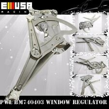 Front Driver Power Window Regulator w/o Motor for 95-99 BMW 318ti 740403